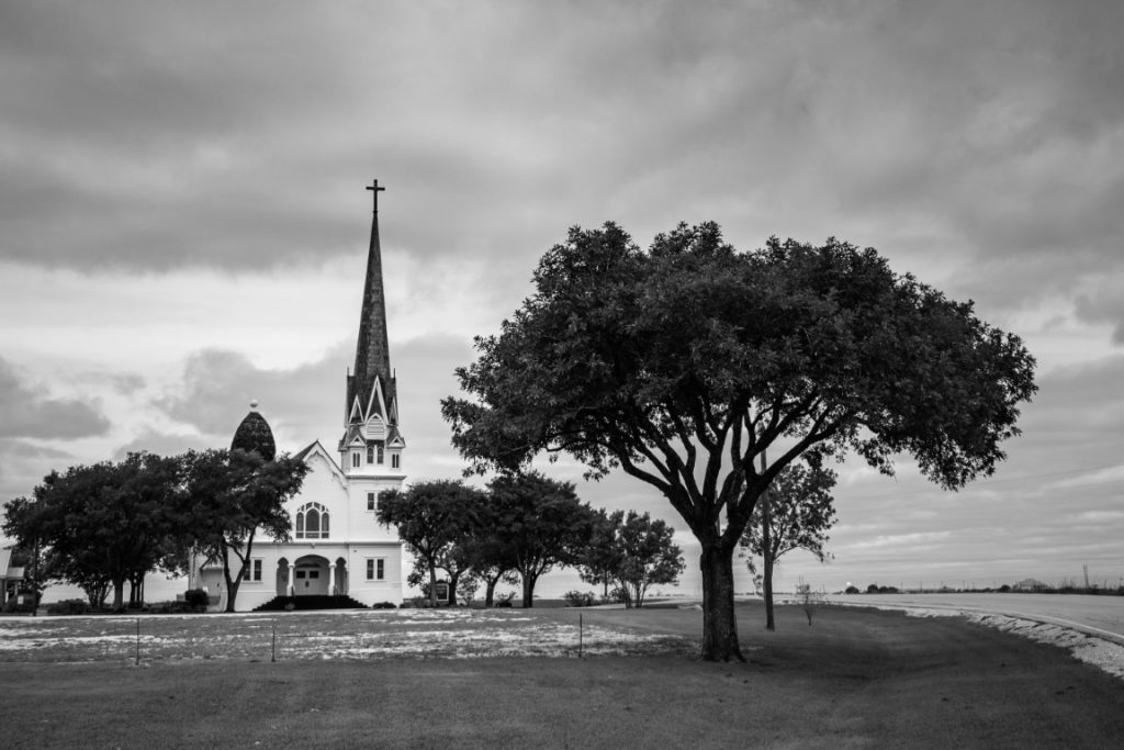 New Sweden Evangelical Lutheran Church - New Sweden, Texas